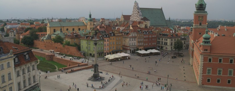 Old Town and Palace